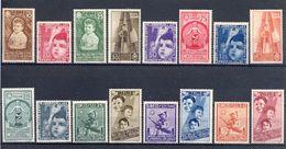 1937 COLONIE ESTIVE * NUOVA LEGGERISSIMA TRACCIA LINGUELLA - MVLH VERY FINE - Nuovi