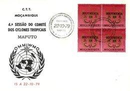 MOZAMBIQUE, Cachet 22-10-79 - Mozambique