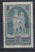 "FR YT 259 Type I "" Cathédrale De Reims "" 1929-31 Neuf* - France"