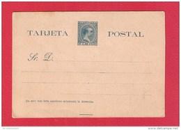 Porto Rico /  Entier Postal Vierge - Stamps