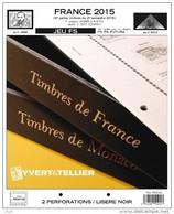 JEU FRANCE YVERT FS 2015 2EME PARTIE - Pré-Imprimés