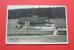 Jizerka , Korenov (Klein Iser) - 1938 - Czech Rep. --- Okres Jablonec Nad Nisou , Tschechien Tchéquie Czechia --- 90 - Tchéquie