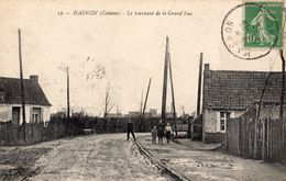HASNON LE TOURNANT DE LA GRAND'RUE - France