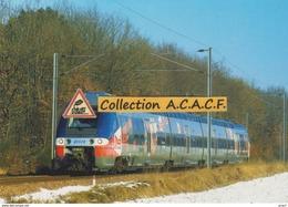 """Autorail B 82528 TER """"Poitou-Charentes"""", à Coulombiers (86) - - France"""