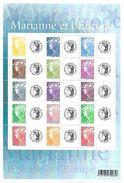 P168  Feuillet De 15 Timbres N°F4226A Personnalisé Cérès N++ - Gepersonaliseerde Postzegels