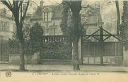 78 - CROISSY - Ancien Rendez-vous De Chasse De Henri IV - Croissy-sur-Seine