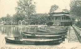 95 - ENGHIEN - Pavillon Chinois - Embarcadère - Enghien Les Bains