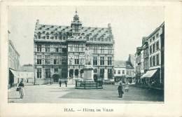 HAL - Hôtel De Ville - Halle
