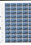 1969,     Paysages, Echternach, Wiltz,  746 / 747**en Feuille De 50, Cote 50 €, - Full Sheets