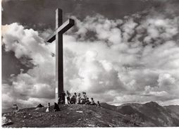 Monte Summano  M. 1299 - Santorso (VI)   - La Vecchia Croce - - Vicenza