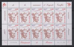 Monaco Mi 2827 160th Birthday Of Auguste Escoffier - French Master-chef And Author 2006 Full Sheet * * - Affiches