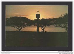 SÃO TOMÉ E PRINCIPE ST. TOMÉ E PRINCE PADRÃO DE ANAMBÓ AFRICA AFRIKA AFRIQUE POSTCARD - Sao Tome Et Principe