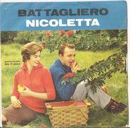 "Battagliero - Nicoletta (7"", Single) - Country & Folk"
