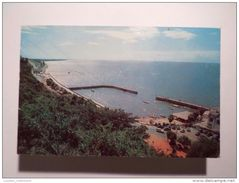 LOURENÇO MARQUES 1960 YEARS MOZAMBIQUE MOÇAMBIQUE AFRICA AFRIKA AFRIQUE PRAIA DA POLANA BEACH PLAGE & YACHT CLUB NAVAL - Mozambique