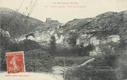 """CPA FRANCE 11 """"Citou, Vue De La Route"""". - Autres Communes"""