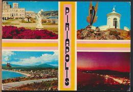 °°° 7950 - URUGUAY - PIRIAPOLIS - VIEWS - 1978 With Stamps °°° - Uruguay