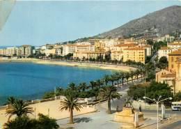 AJACCIO La Place Du Diamant Et Le Boulevard Lantivy 12(scan Recto-verso) MA1343 - Ajaccio