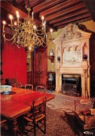 SAINTE SABINE Hotel Restaurant Du Chateau A Bourgeois Pouilly En Auxois 9(scan Recto-verso) MA1347 - France