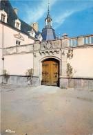 SAINTE SABINE Hotel Restaurant Du Chateau A Bourgeois Pouilly En Auxois Entree Du Chateau 10(scan Recto-verso) MA1347 - France
