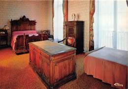SAINTE SABINE Hotel Restaurant Du Chateau A Bourgeois Pouilly En Auxois Chambre Renaissance 14(scan Recto-verso) MA1347 - France