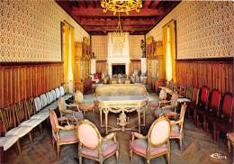 SAINTE SABINE Hotel Restaurant Du Chateau A Bourgeois Pouilly En Auxois Salle Des Gardes 16(scan Recto-verso) MA1347 - France