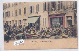 NANCY- LA MUSIQUE DU 69 EME - Nancy