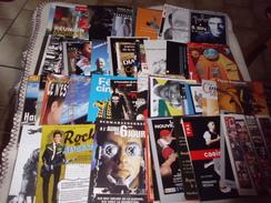 LOT DE 65 CARTES PUBLICITE ..SPECTACLE..THEATRE..SCENES ... - Cartoline