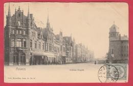 Antwerpen / Anvers - Avenue Gogels - Série Nels N° 87 - 1906 ( Verso Zien ) - Antwerpen