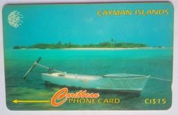Cayman Islands 163CCIG Owen Island $15 - Cayman Islands