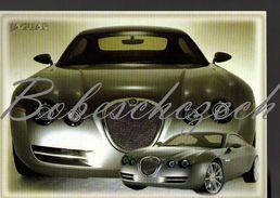 8-238 CZECH REPUBLIC Cca 2007 Jaguar R-Coupe -  2-door Coupé - Voitures De Tourisme