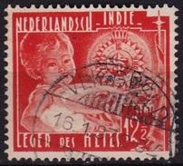 Ned. Indië: VLIEGVELD Op 1936 Leger Des Heils 12½ + 2½ Oranje NVPH 224 - Indes Néerlandaises