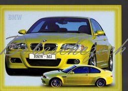 8-240 CZECH REPUBLIC Cca 2007 - BMW M3 - Compact Luxury Sports Sedan - Voitures De Tourisme
