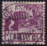 Ned. Indië: TOELANGAN Op 1934-37 Karbouw 2 Ct Violet NVPH 187 - Indes Néerlandaises