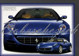 8-241 CZECH REPUBLIC Cca 2007 - Ferrari 612 Scaglietti - 2-door 2+2 Coupé - Voitures De Tourisme