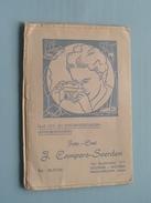 Kaftje / Pochette : J. CAMPERS - SEERDEN - DEURNE-NOORD Ten Eeckhovelei 171 ( Form. +/- 9 X 14 Cm. ) ! - Matériel & Accessoires