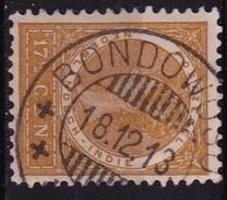 Ned. Indië: Superbe BONDOWOSO (149) Op 1903-1908 Koningin Wilhelmina 17½ Ct Bruingeel NVPH 51 - Indes Néerlandaises