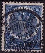 Ned. Indië: KEDIRI (271) Op 1903-1908 Koningin Wilhelmina 12½ Ct Blauw NVPH 49 - Indes Néerlandaises