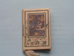 Petit ALMANACH Pour L'Un De Grace - 1928 ( Edit.: Boumard Fils Paris - Form. +/- 4 X 6 Cm. ) ! - Calendriers