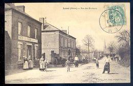 Cpa  Du 02 Lemé  Rue Des Bouleaux   SEP17-21 - Frankreich