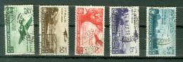 Italie   Sassone   PA  95/99  Ob  TB - 1900-44 Vittorio Emanuele III