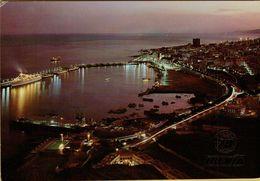 141595 CARTOLINA PUBBLICITA' IBERIA LINEAS AEREAS DE ESPANA - Pubblicitari