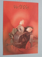 VIVE St. ELOI ( France 1052 ) Anno 1985 ( Zie Foto Voor Details ) !! - Fêtes - Voeux