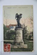Old Postcard France - Chaumont - Boulingrin - Amour, Par Bouchardon - Posted 1910 - Chartres