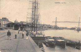 NANTES  - Le Port ( Thuret  78 ) - Nantes
