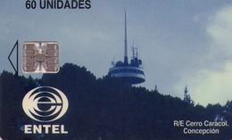 TARJETA TELEFONICA DE CHILE. (296) - Chile
