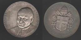 Vaticano Papa Giovanni Paolo II Medaglia Totus Tuus 1978 - Altri