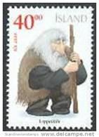 IJsland 2000 40kr Kerstzegel Uit H 52 PF-MNH - 1944-... Republik
