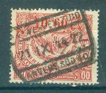 """BELGIE - OBP Nr TR 109 - Cachet   """"ANTWERPEN-ZUID - ANVERS-SUD 40"""" - (ref. 15.520) - 1915-1921"""