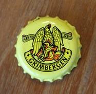 Bière Beer Bier Cerveza Cerveja Birra GRIMBERGEN - Bière