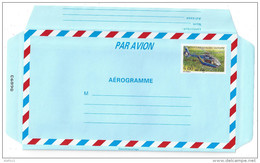 µ12 - AEROGRAMME N° 1022 - HELICOPTERE EC 135 - Neuf - Postal Stamped Stationery
